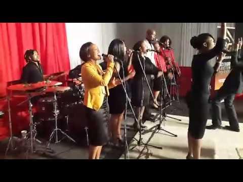 Sandton AOG worship team