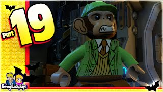 lego batman 3 unlocking grayson batgirl detective chimp and more