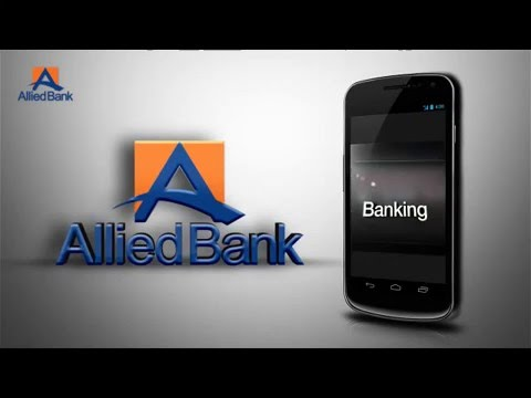 Allied SMS Banking Smartphone App - Allied Bank Limited