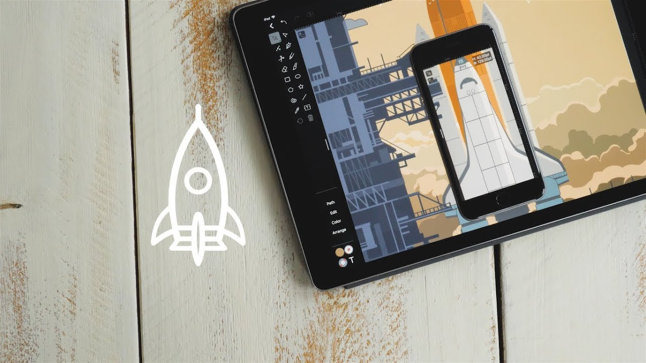 Best Vector Apps for iPad — J  Logan Carey