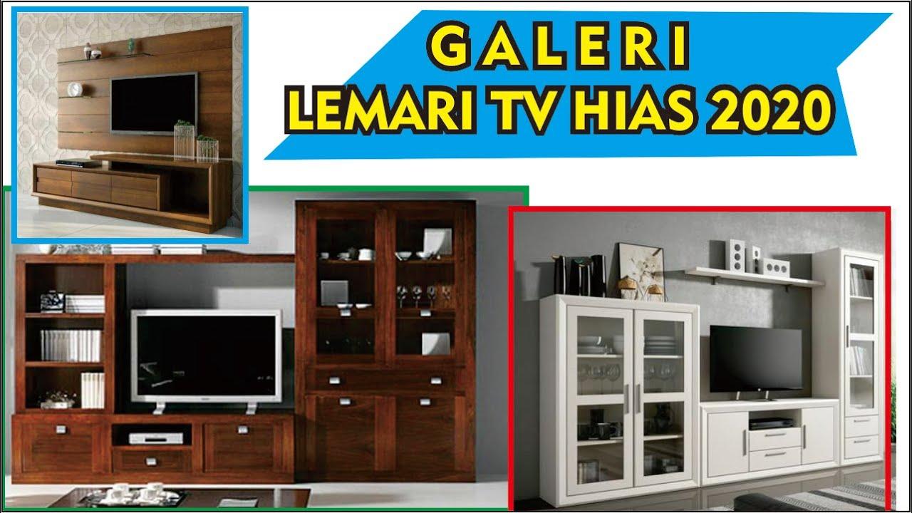 21 Model Lemari Tv Minimalis Terbaru 2020 Youtube