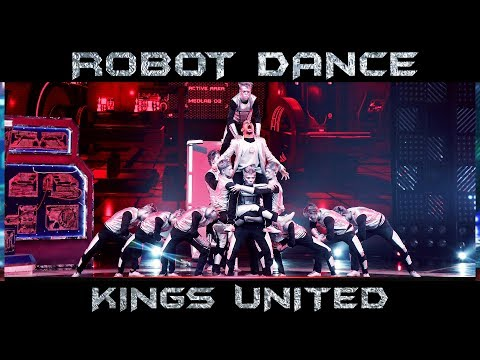 Robot Title Song | Dance Champions | Kings United | Dance Choreography