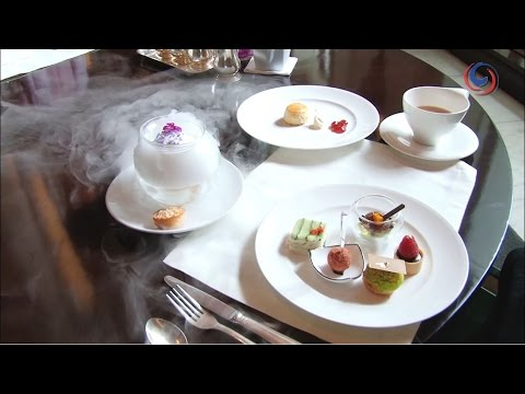 World Gourmet Festival Bangkok - Michelin Star chefs globe trot to be involved