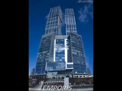top 5 tallest buildings in europe
