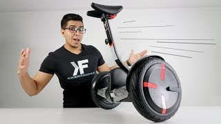 UNBOXING & LETS RIDE! - miniPRO 320 by Segway Ninebot