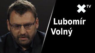 """""""ČT je prounijní, probruselská, protinárodní, protičeská a protidemokratická."""" říká Lubomír Volný"""