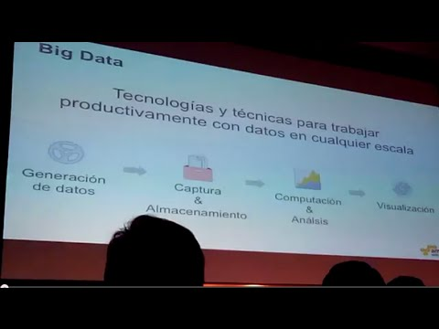 Amazon AWS Summits 2015 México | Big Data