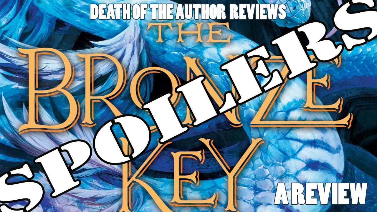 The Bronze Key By Holly Black Cassandra Clare A Spoilers Review