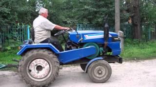 Мини трактор Синтай 24В(, 2013-07-09T19:10:59.000Z)