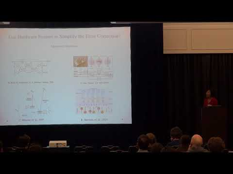 Murphy Niu: Hardware-Efficient Bosonic Quantum Error-Correcting Codes