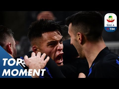 Martínez Last Minute Super-sub Sinks Napoli | Inter 1-0 Napoli | Top Moment | Serie A