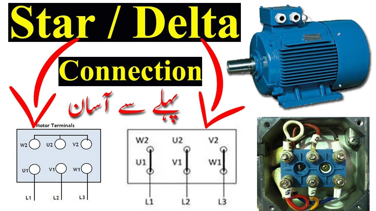 star motor wiring diagram star delta connection in urdu 3 phase star delta motor motor star delta wiring diagram pdf star delta connection in urdu 3 phase