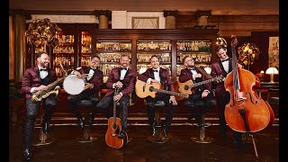 The Travelling Hands re-open Scarfes Bar | Backstreet's Back by The Backstreet Boys