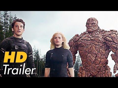 FANTASTIC FOUR Trailer 4 German Deutsch (2015) HD