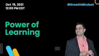 Power of Learning - Growth Mindset Show