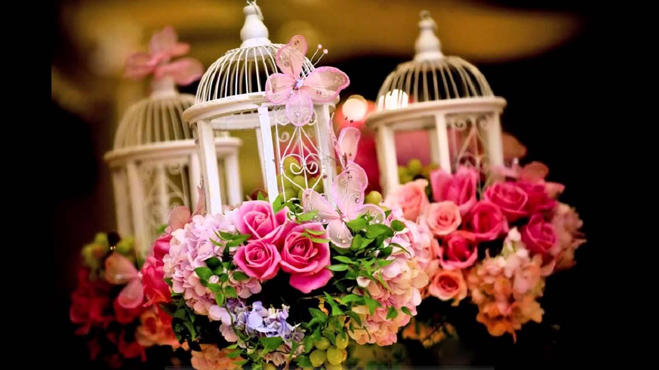 Cute Spring Wedding Decorations Youtube