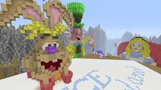 Minecraft (Xbox One) - Alice In Wonderland - Hunger Games - Part 2