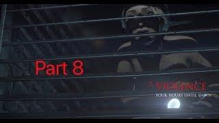 Until Dawn Pt. 8 Gameplay: The Killer