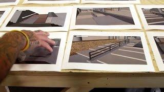 Building Ryan Sheckler's Dream Skate Contest - Red Bull Hart Lines