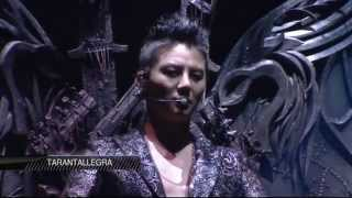 "[DVD CUT] XIA JUNSU - 01.TARANTALLEGRA ""2ND ASIA TOUR CONCERT INCREDIBLE IN JAPAN"""
