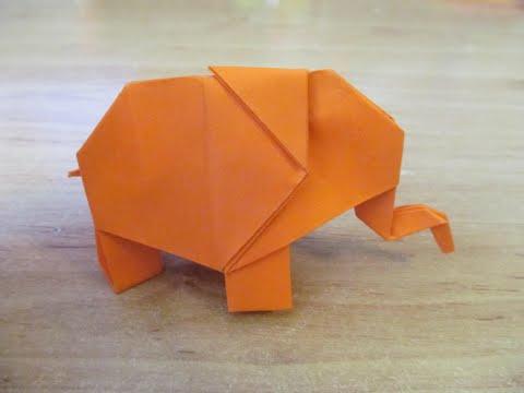 Как сделать своими руками слона