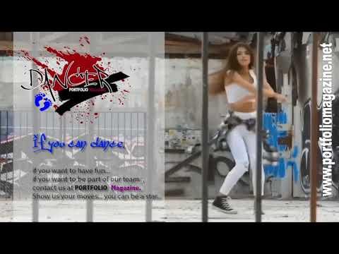 Dancer PORTFOLIO Magazine Dancer