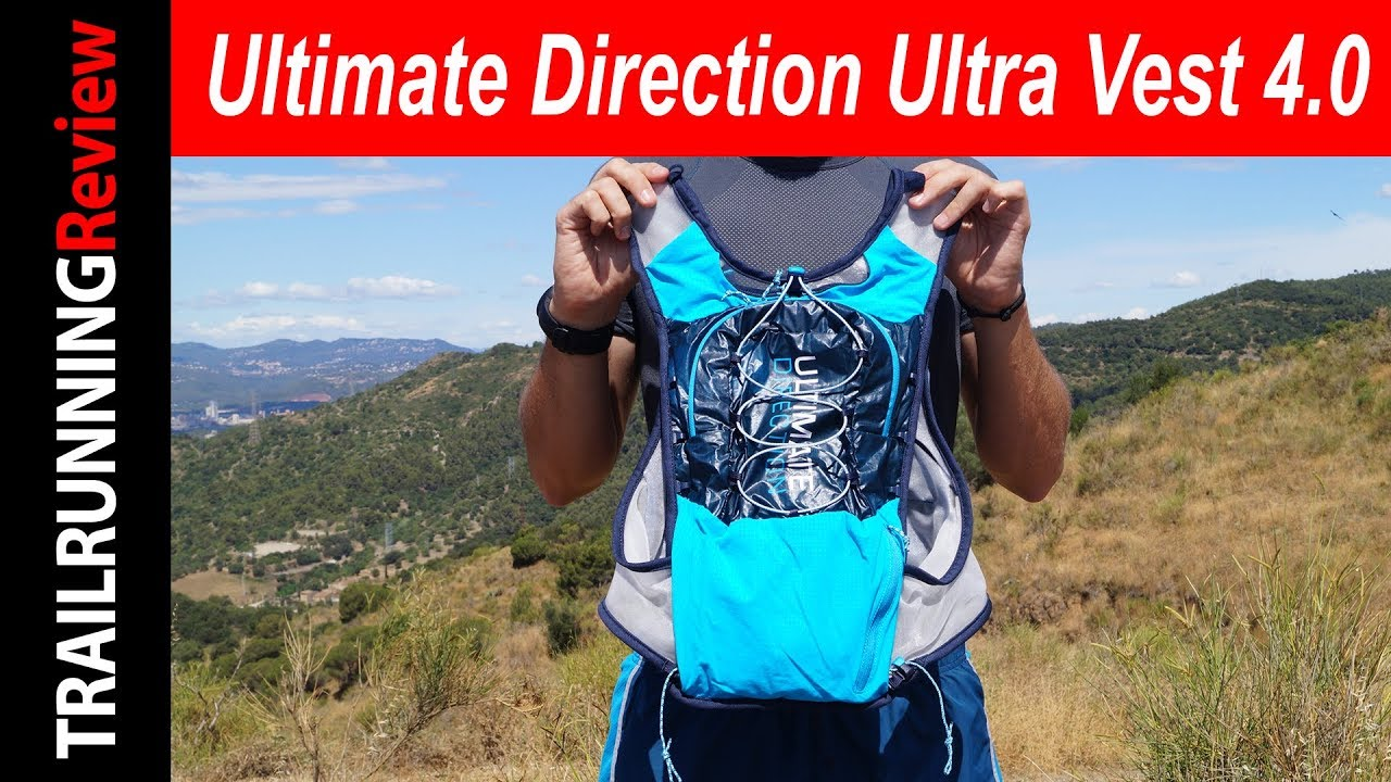 newest 401e5 3fc41 Ultimate Direction Ultra Vest 4.0 Review