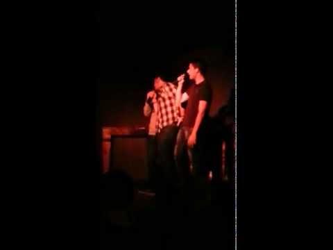Orgia cartoon- Gem boy(karaoke live@Bounty)