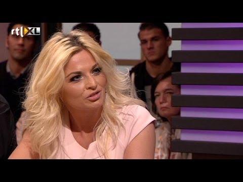 Bobbi Eden geeft onthullende kijk in porno-industrie - RTL LATE NIGHT
