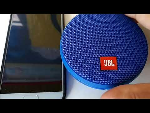How Do I Connect My JBL Speaker to My Laptop