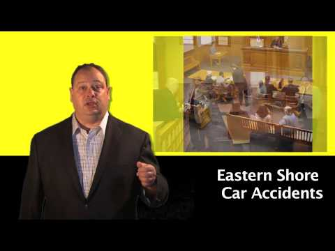 An Eastern Shore of Virginia Personal Injury Lawyer