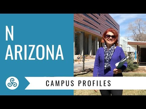 Northern Arizona University - campus visit and overview by American College Strategies