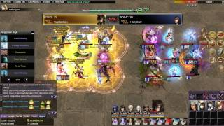 Titan Atlantica Online Indonesia September,06 2015, FINAL,CapitanSAW(sword) VS HerrySw9(Gun)