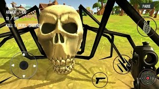 Spider Hunter Amazing City 3D Android Gameplay #8