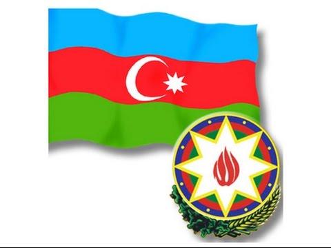 Azərbaycan Bayragi Və Gerbi Youtube