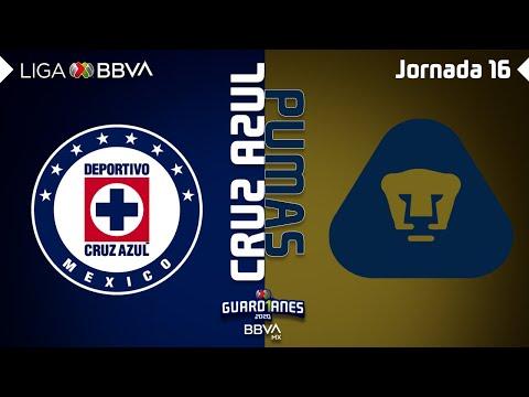 Cruz Azul U.N.A.M. Pumas Goals And Highlights