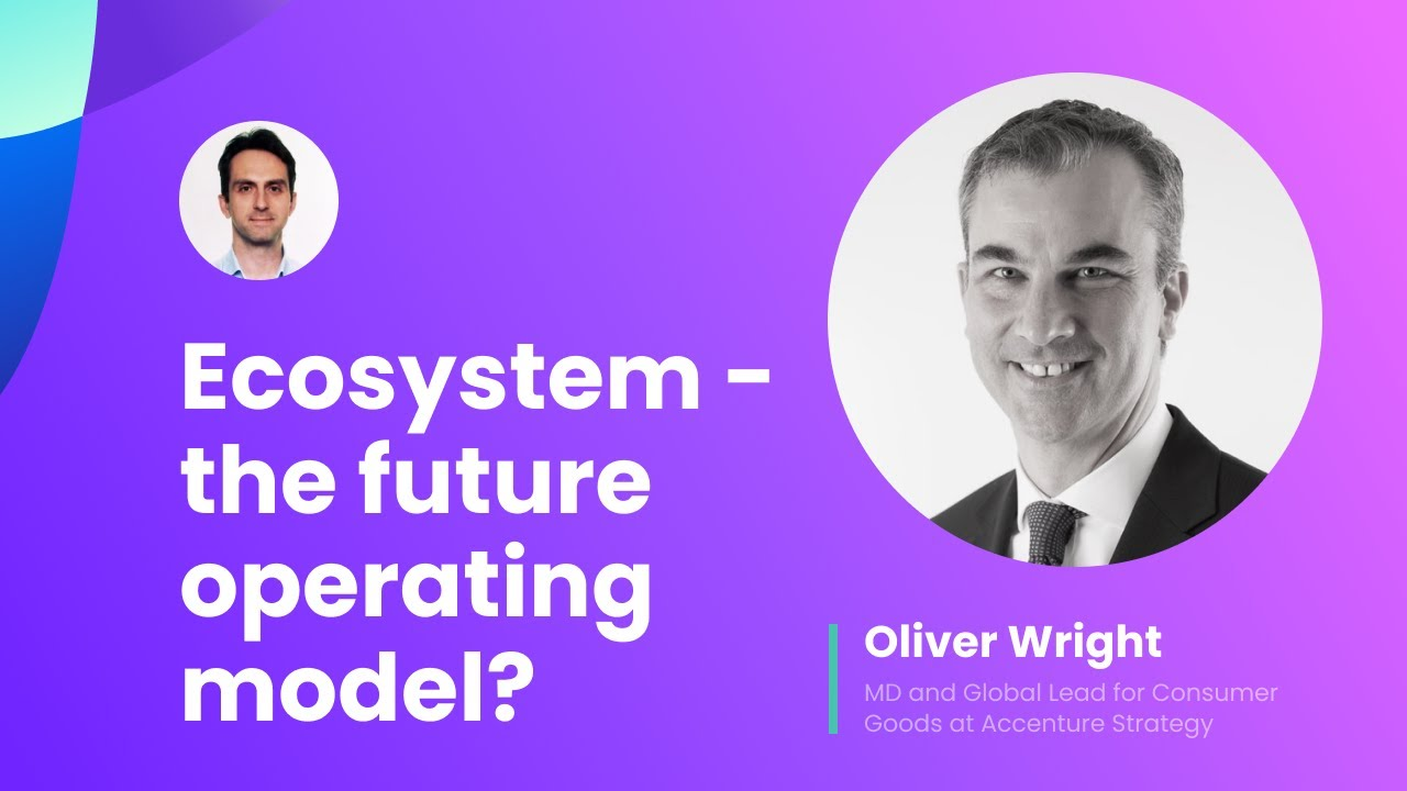 E18: Ecosystem – the future operating model?