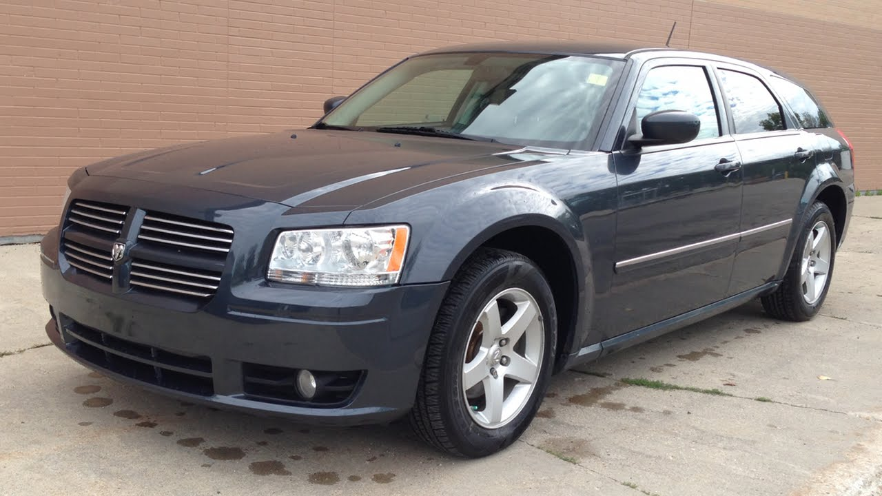 Dodge Power Wagon For Sale >> 2008 Dodge Magnum SXT RWD - Alloy Wheels, Automatic Power ...