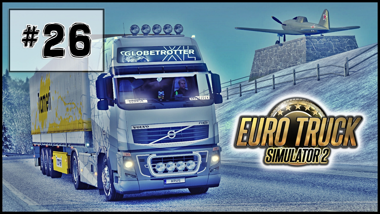 Euro Truck Simulator 2 - #26 I Podwójna stłuczka