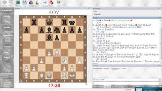 Как играть против d4. Ферзевый гамбит (ч). Разбор партии. Урок 22 (часть 1)