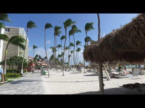Beach Of Holiday Inn Resort Aruba
