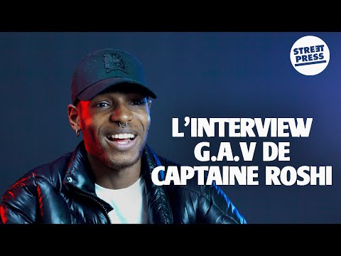 Youtube: L'interview G.A.V de Captain Roshi