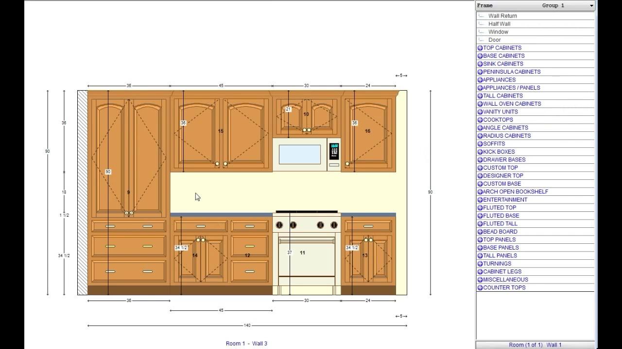 Galley Kitchen Design Youtube