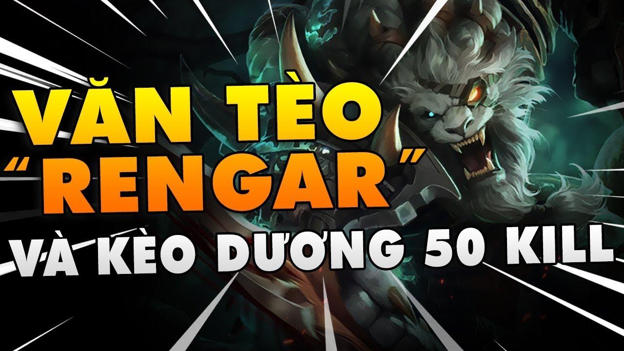 """[THROWTHI] Văn Tèo """"Rengar"""" chơi kèo dương 50 mạng và cái kết"""