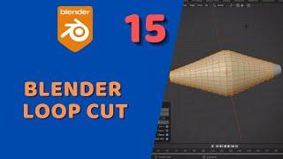 Blender - Modelleme Araçları ► Loop Cut