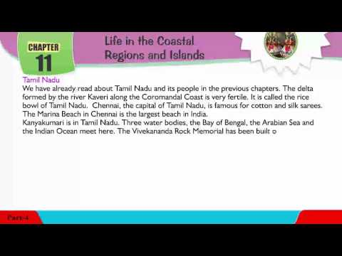 Explore Social,Class 04 ,11 Life in a  Coastal Regions and Islands,Part01