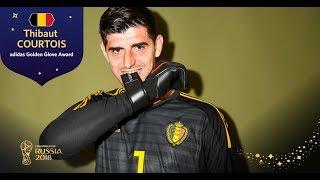ADIDAS GOLDEN GLOVE - Thibaut Courtois - FIFA World Cup™ Russia 2018