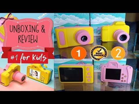 best-kids-cameras- -mini-camera-unboxing-and-review