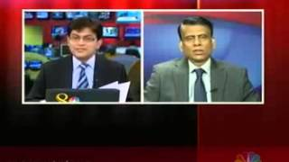 Mr  Vikram Somany, CMD, Cera Sanitaryware Ltd  on CNBC Awaaz