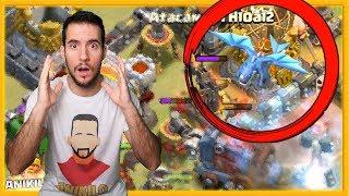 ¡¡DRAGON ELECTRICO para DEFENDER !! - ATACANDO TU ALDEA TH 12 - #72 - CLASH OF CLANS